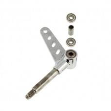 Right Micro Stub Axle with Bearings