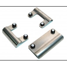 PKT Stainless Steel Chassis Frame Protector Set